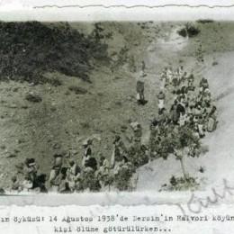 """""""Dersim Katliamı'nın Sorumlusu Devlet ve CHP'dir"""""""