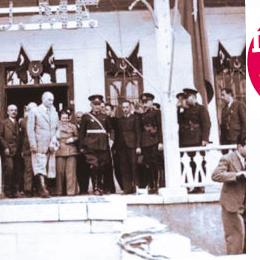 Atatürk Dersim Harekatı'nın Başındaydı
