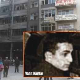 Madımak'ın Katili Vahit Kaynar Serbest Bırakıldı