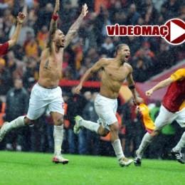 Galatasaray 3 – Fenerbahçe 1 (Maçın Özeti)
