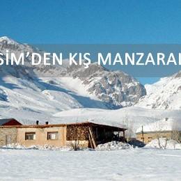 Dersim'de Zımıstan – Dersim'de Kış