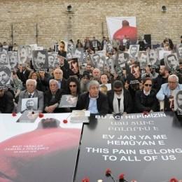 24 Nisan Kurbanları Unutulmadı