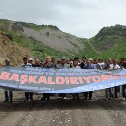 Köylüler Limak'a Başkaldırıyor