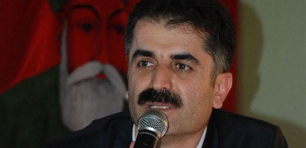 Dersim Milletvekili Hüseyin Aygün