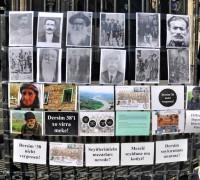 4 Mayıs Anması – Köln Dom Kilisesi Önü