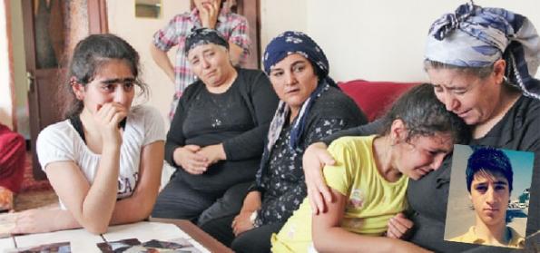Mehmet Ayvalıtaş'ın ailesi