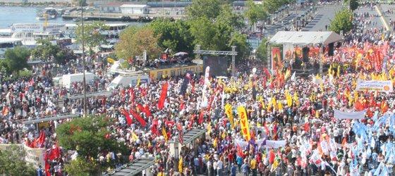 Madımak Katliamı'nın 20. Yılı Mitingi - Kadıköy
