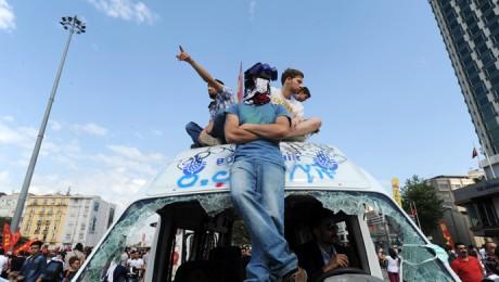 Gezi Davasında Tüm Sanıklar Beraat Etti