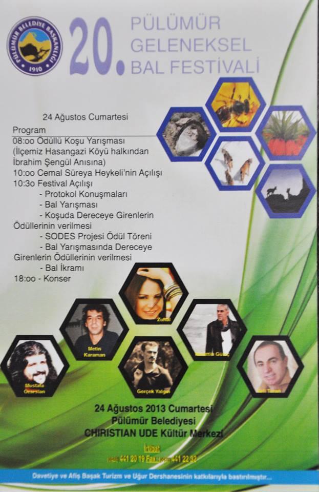 Pülümür Bal Festivali