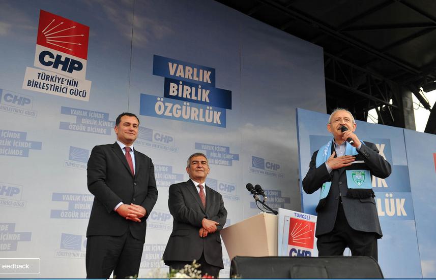 Apler Taşdelen, Hızır Bahtiyar Aytaç ve Kemal Kılıçdaroğlu