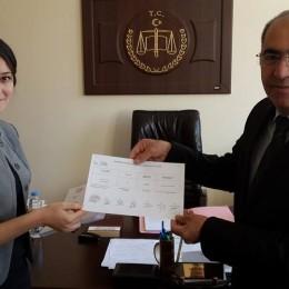 Pülümür Belediye Başkanı Müslüm Tosun Göreve Başladı