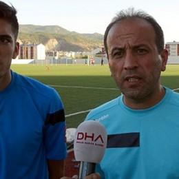 Dersimspor'un Arjantinli Yıldızı: Sebastian Rodriquez