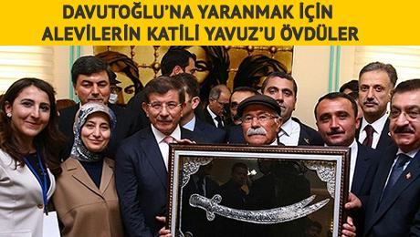 Tunceli Cemevi'nden Alevilerin Katili Yavuz Selim'e Övgü!