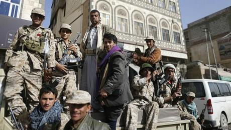 Şii Husi Militanları Yemen'in Başkenti Sana'yı Kuşattı