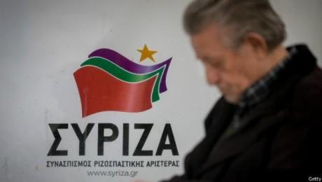 Yunanistan Seçimlerinin Favorisi Syriza Kimdir?
