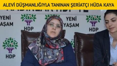 Şeriatçı Yazar Hüda Kaya HDP'den Aday Oldu