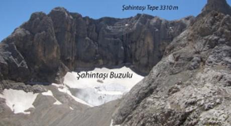Munzur Dağlarında Buzul Keşfefildi