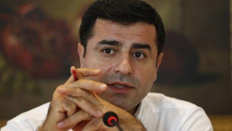 Demirtaş: AKP Hile Simülasyon Ekibi Kurdu, Başında Soylu Var