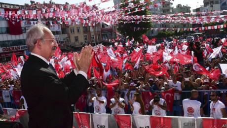 Kılıçdaroğlu: Yolsuzluk Yapanla Koalisyon Olmaz