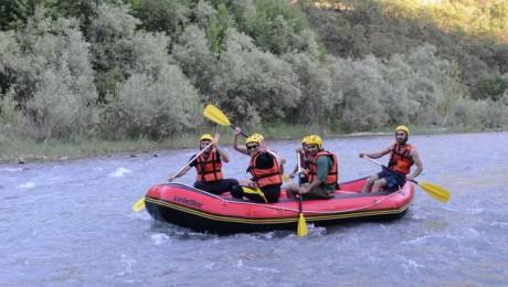 Munzur Rafting ve Doğa Yürüyüşü Festivali