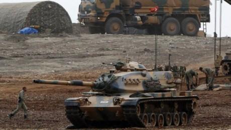 Türkiye Neden Suriye'ye Giremez