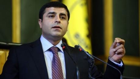 Demirtaş: PKK'nin Şiddet Eylemlerini Tasvip Etmiyoruz