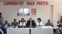 CHP Heyeti Diyarbakır'da: HDP'nin Kapatılması Kabul Edilemez