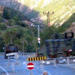 Pülümür Vadisi'nde 6 örgüt mensubu öldürüldü