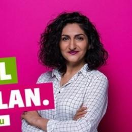 Dersim'den İsviçre Meclis'ine: Sibel Arslan Ulusal Parlamentosu'na seçildi