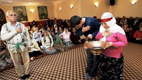 Türkiye'deki Alevilerde IŞİD tedirginliği