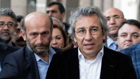 Can Dündar ve Erdem Gül MİT Tırları haberi nedeniyle tutuklandı