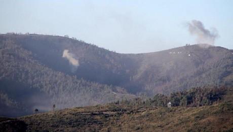 Suriye Ordusu, Türkmen Dağı'nı cihatçı teröristlerden aldı