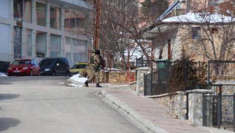 Dersim'de 8 kişi tutuklandı