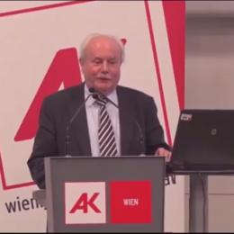 Dilbilimci Heiner Eichner'den Zazaca üzerine sunum – VİDEO