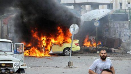 Tartus ve Lazkiye'de IŞİD saldırıları