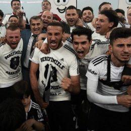 Beşiktaş 7 yıl sonra Şampiyon oldu