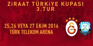 Dersimspor, Ziraat Türkiye Kupası'nda Galatasaray ile eşleşti