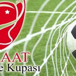 Dersimspor Ziraat Türkiye Kupası'nda Eskişehirspor ile eşleşti