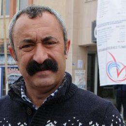 Maçoğlu, Tunceli Belediye Başkanlığı'na aday oldu