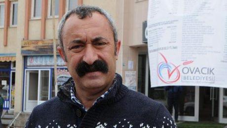 """""""Komünist Başkan"""" Dersim Belediye Başkanlığına aday oldu"""