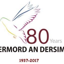 Einladung für Gedenkveranstaltung des Völkermordes in Dersim