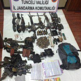 Tunceli Valiliği: 'Aliboğazı'nda 8 PKK mensubu teslim oldu'
