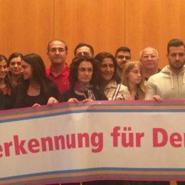 Kuzey Ren-Vestfalya Eyalet Meclis Başkanı'ndan Dersim Soykırım Mağdurları Anmasına mesaj