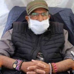 Oğlunun kemiklerine kavuşan Kemal Gün 90. günde açlık grevini bitirdi