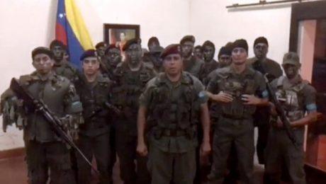 Venezuela'da ABD destekli darbe girişimi önlendi