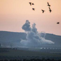 TSK'dan Afrin'e askeri harekat