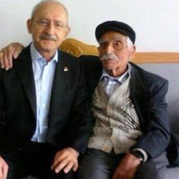 Kılıçdaroğlu'nun amcası Mehmet Karabulut Hakk'a yürüdü