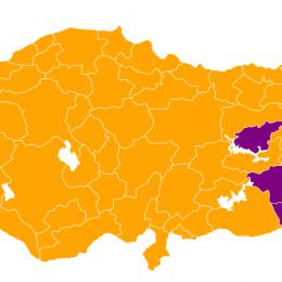 Dersim'de CHP 1, HDP 1 milletvekili kazandı