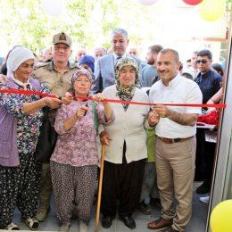 Tunceli Belediyesi Kadın Yaşam Merkezi açıldı