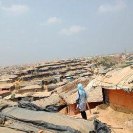 Bangladeş'teki Rohingya: Büyük göç 1 yaşında